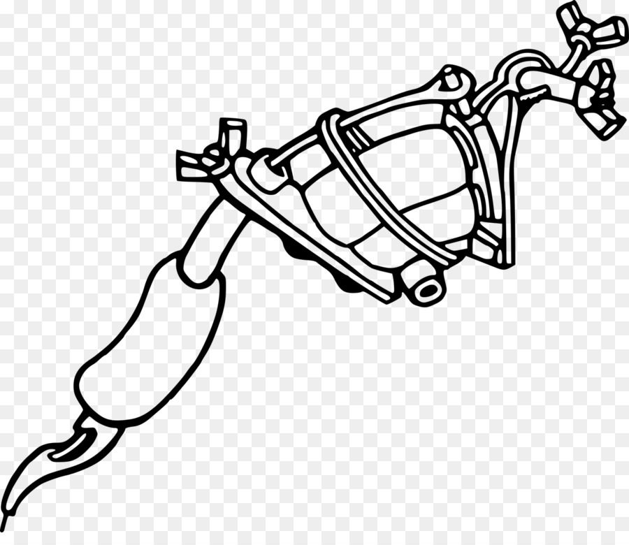 Clipart tattoo machine png transparent download Hand Cartoon clipart - Tattoo, Drawing, White, transparent clip art png transparent download