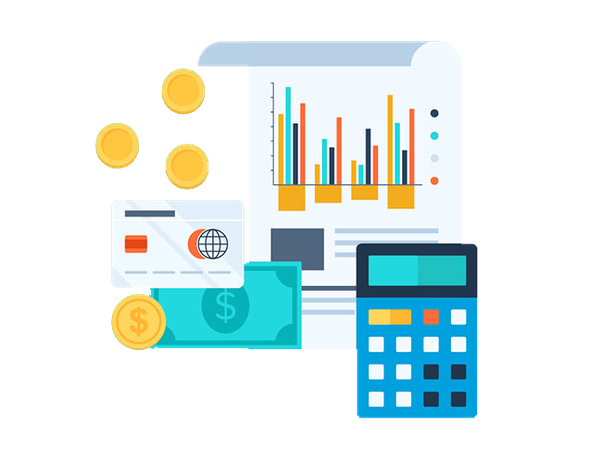 Clipart tax calculator 2017 vector stock How to calculate the income tax in the 2017-18 financial year - Quora vector stock