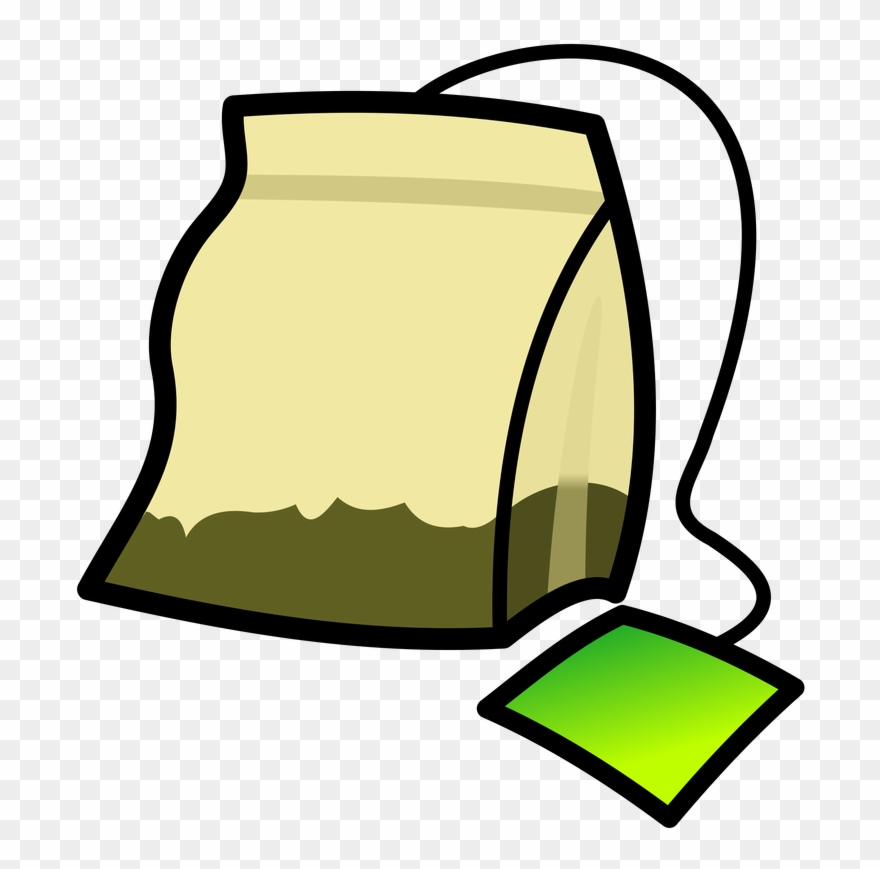 Clipart tea bag vector transparent download Symbol Drinks Tea - Tea Bag Clipart Png Transparent Png (#226435 ... vector transparent download