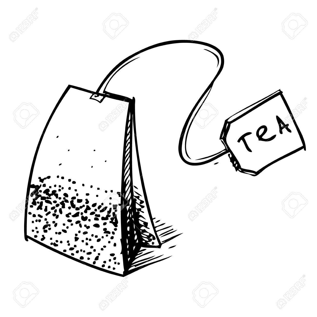 Clipart tea bag svg 99+ Tea Bag Clipart | ClipartLook svg
