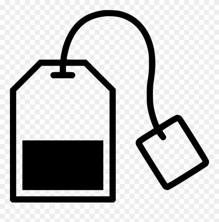 Clipart tea bag banner freeuse Tea Services - Tea Bag Png Vector Clipart (#1143560) - PinClipart banner freeuse