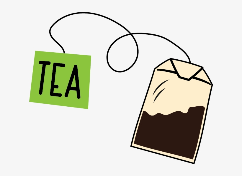 Clipart tea bag banner royalty free Lunch Box Clipart Emergency Bag - Clip Art Tea Bags PNG Image ... banner royalty free