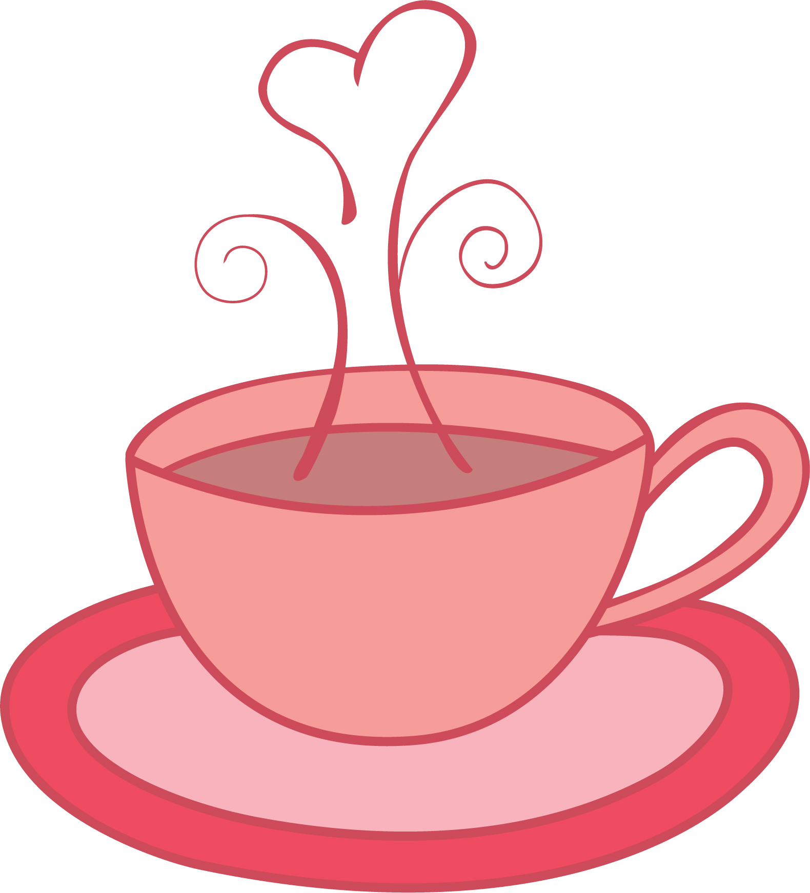 Tea cup with flowers clipart jpg free download Free Teacup Cliparts, Download Free Clip Art, Free Clip Art on ... jpg free download