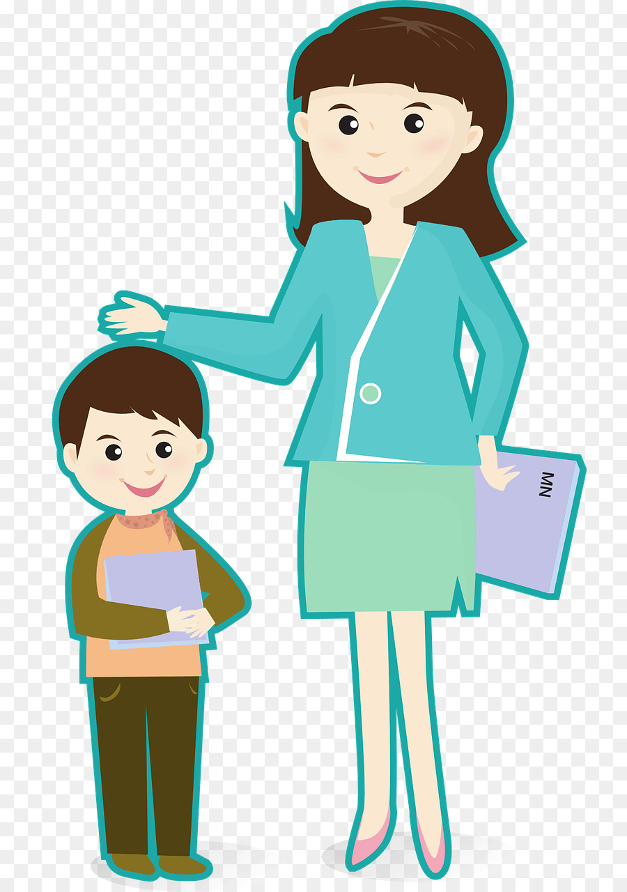 Clipart teacher and student graphic transparent School Dress clipart - Teacher, Student, School, transparent clip art graphic transparent