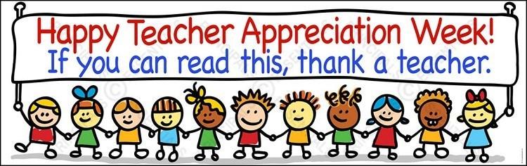 Clipart teacher appreciation week graphic royalty free library Happy Teacher Appreciation Week! | Georgetown Public Schools graphic royalty free library