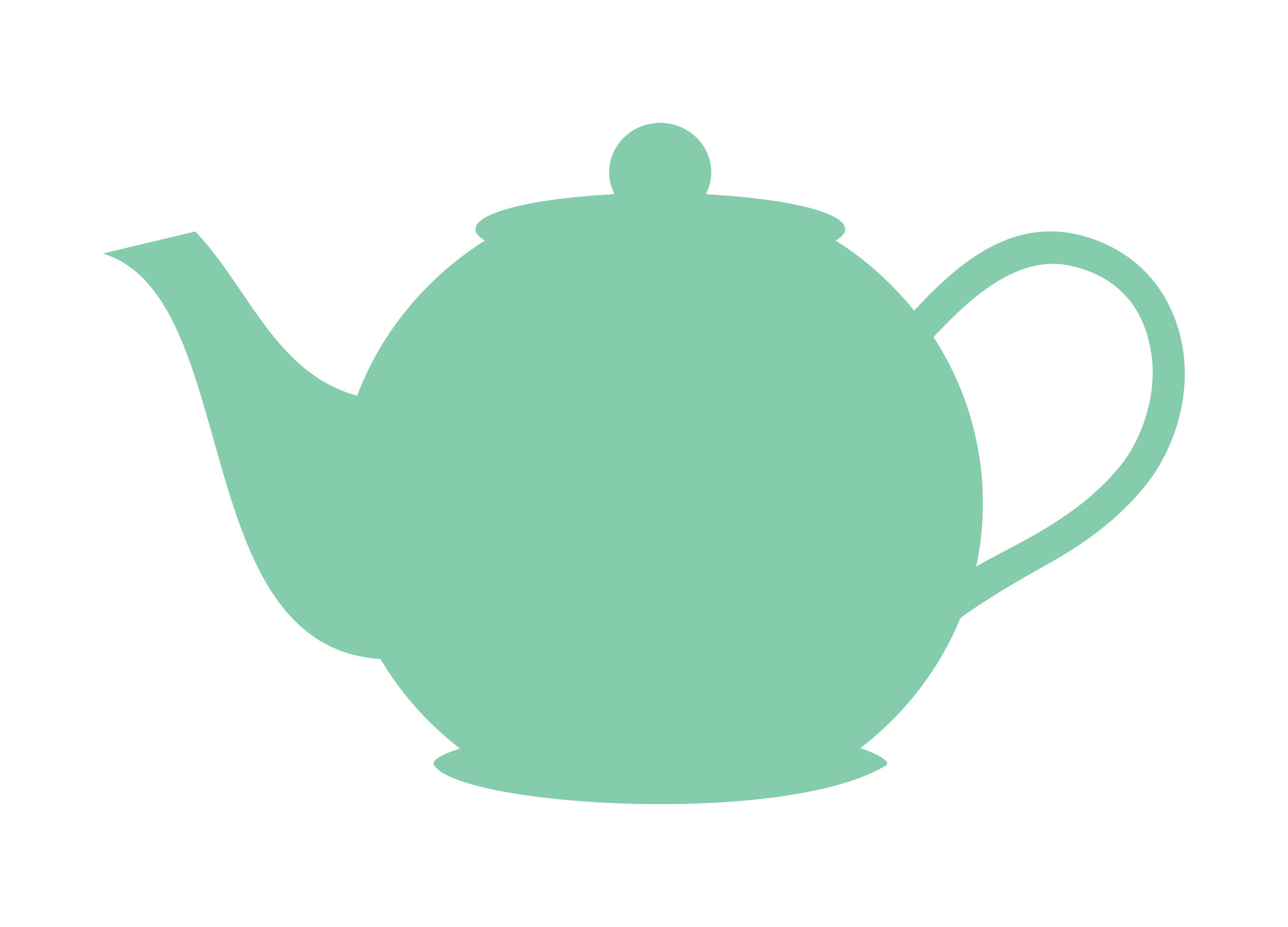 Free clipart tea pot