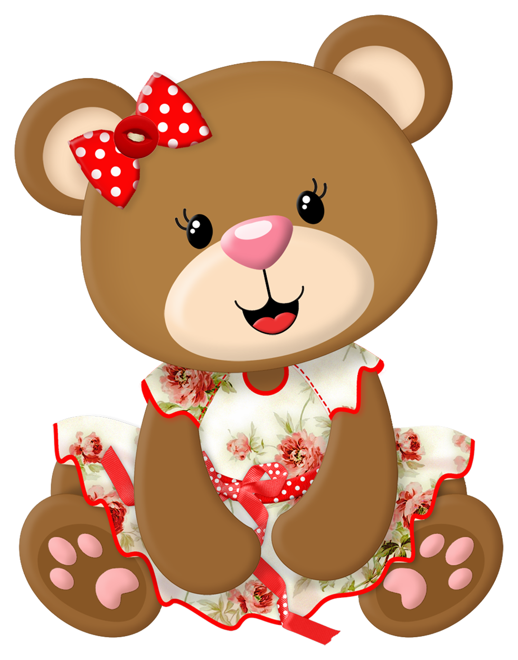 Clipart teddy bear with heart svg download TUBES URSINHOS | clipart | Pinterest | Bears, Clip art and Teddy bear svg download