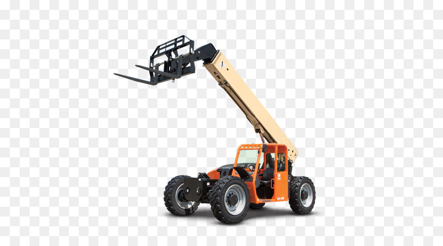 Clipart telehandler vector black and white stock Telescopic Handler Vehicle png download - 500*500 - Free Transparent ... vector black and white stock