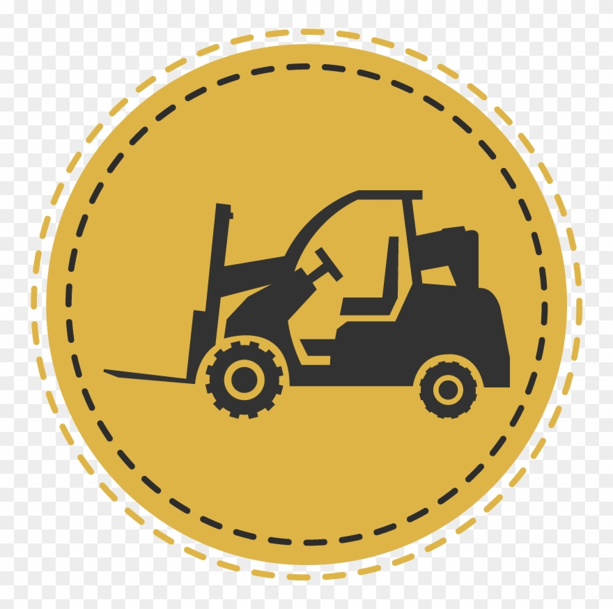Clipart telehandler graphic black and white stock 809 Forklift , Counterbalance, Telehandler, And Rough - Forklift ... graphic black and white stock