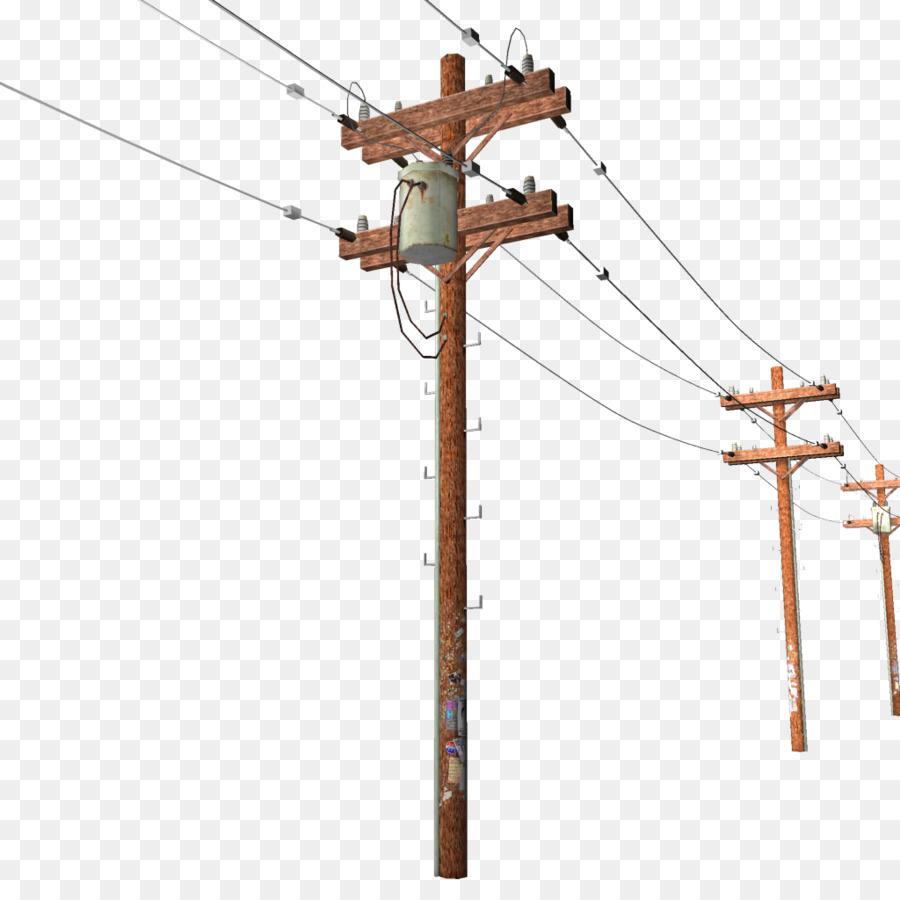 Clipart telephone pole
