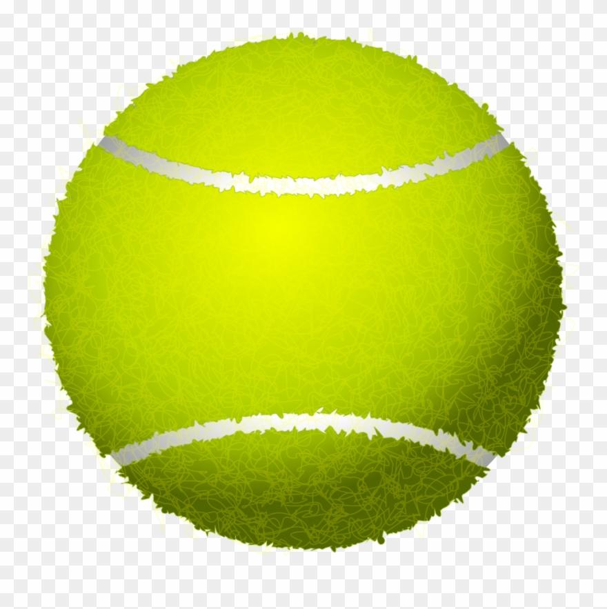 Clipart tennis ball clip art download Ball Clip Clipart - Tennis Ball Clipart Png Transparent Png (#129771 ... clip art download