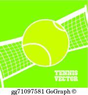 Clipart tennis net svg transparent stock Tennis Net Clip Art - Royalty Free - GoGraph svg transparent stock