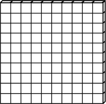 Clipart tens banner transparent download Base tens blocks clipart 1 » Clipart Portal banner transparent download