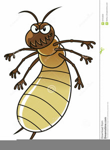 Clipart termites vector freeuse stock Clipart Of Termites | Free Images at Clker.com - vector clip art ... vector freeuse stock