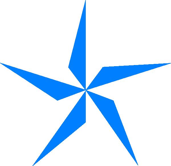 Texas star clipart vector royalty free stock Texas Star Clip Art at Clker.com - vector clip art online, royalty ... vector royalty free stock