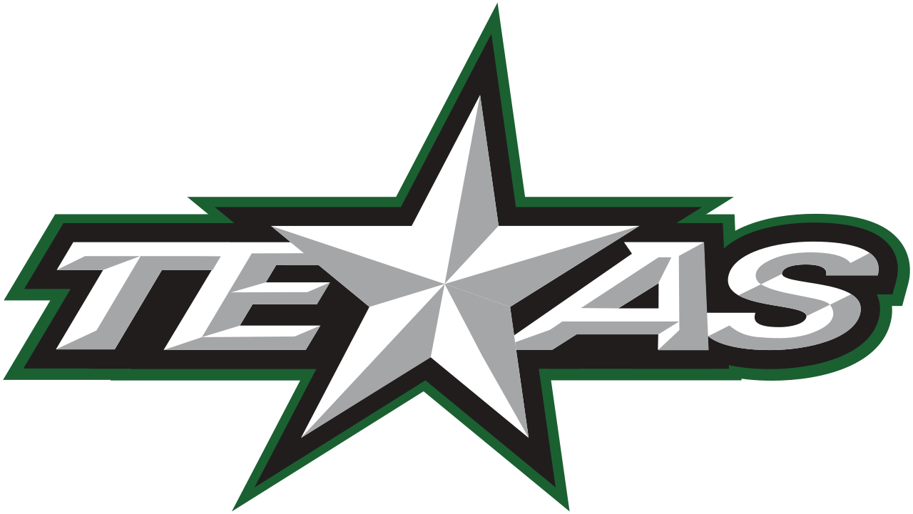 Texas star clipart png graphic freeuse stock Texas Stars Logo transparent PNG - StickPNG graphic freeuse stock