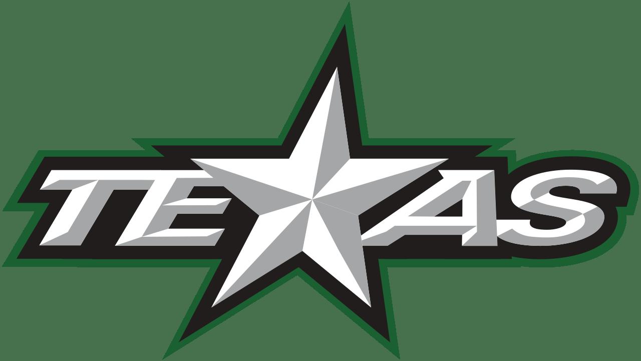 Texas star clipart jpg royalty free stock Texas Stars Logo transparent PNG - StickPNG jpg royalty free stock
