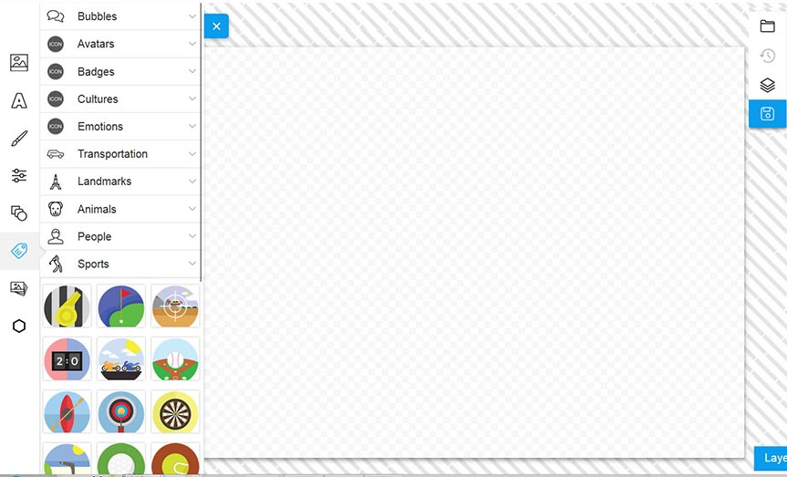 Clipart text editor online jpg black and white stock How to Use the Online Photo Editor and Project Creator jpg black and white stock