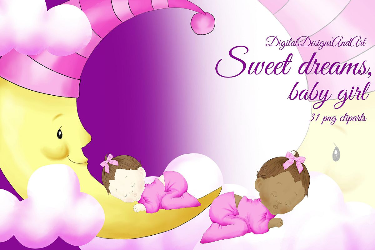 Clipart text sweet girl png transparent stock Baby girl clipart png transparent stock