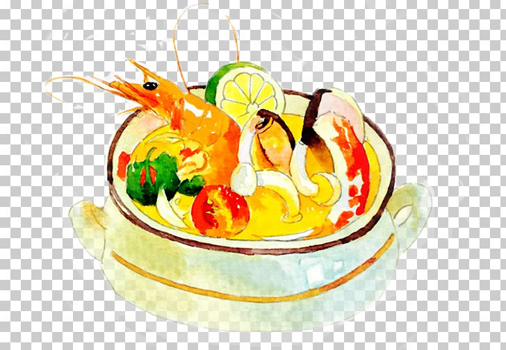 Clipart thai food picture freeuse stock Tom Yum Thai Cuisine Thailand Hot And Sour Soup PNG, Clipart ... picture freeuse stock