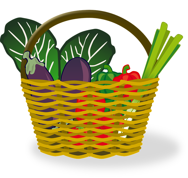 Clipart thanksgiving baskets graphic library download Baskets Cliparts#4282487 - Shop of Clipart Library graphic library download