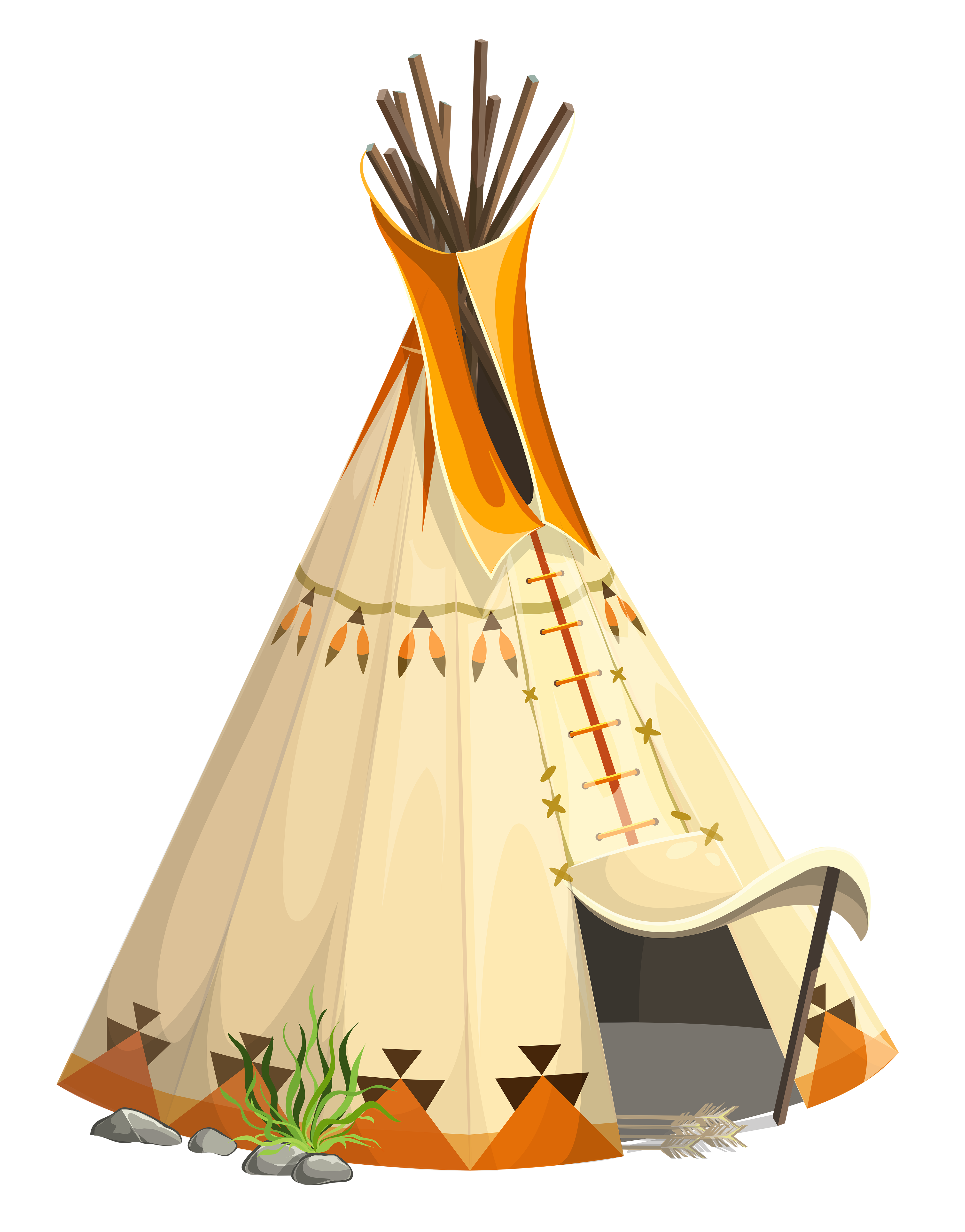 Clipart thanksgiving birthdays clipart download Transparent Tipi Tent PNG Clipart Picture | Gallery Yopriceville ... clipart download