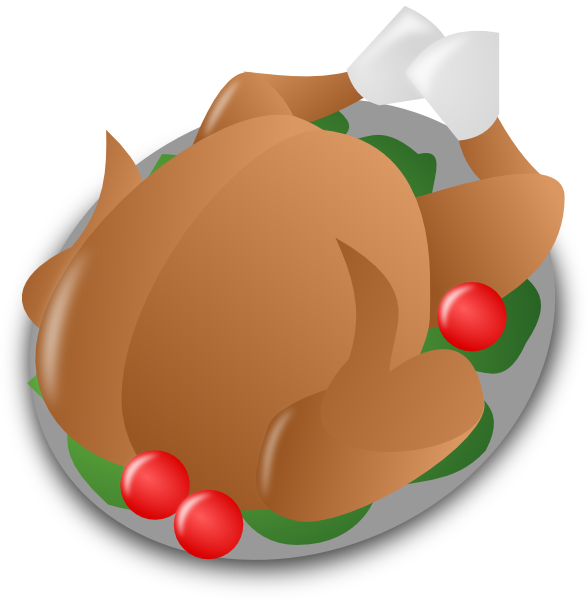 Small turkey clipart png freeuse stock Thanksgiving Turkey Icon Clip Art at Clker.com - vector clip art ... png freeuse stock