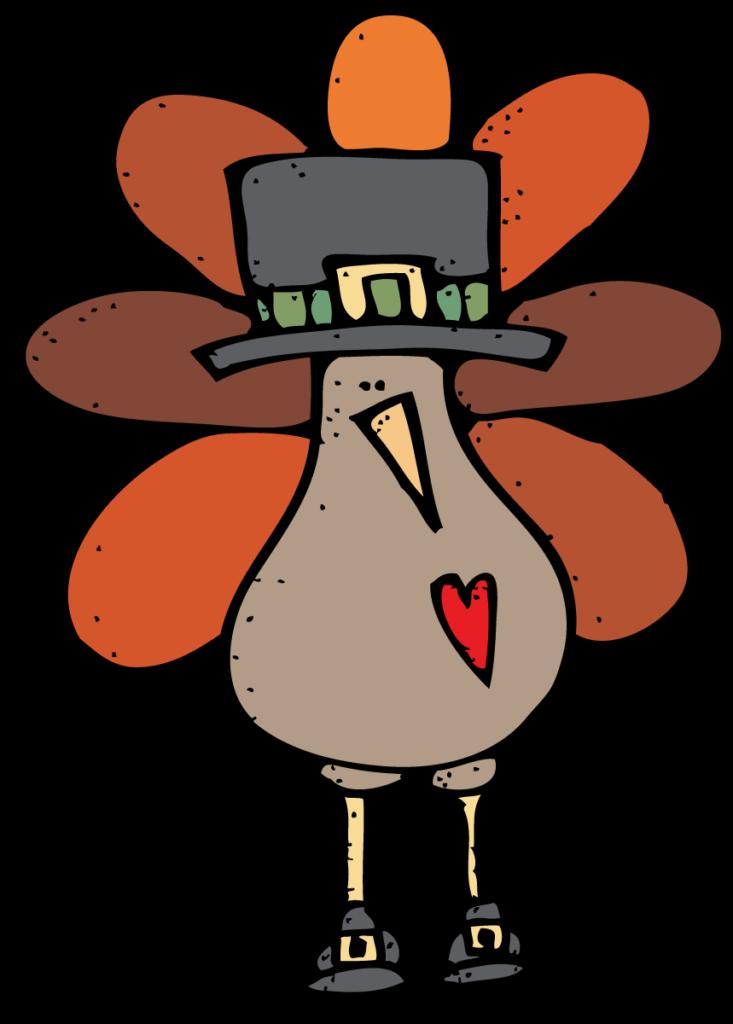 Happy thanksgiving black & white clipart banner royalty free download Happy Thanksgiving Clip Art Baby Clipart | errortape.me banner royalty free download