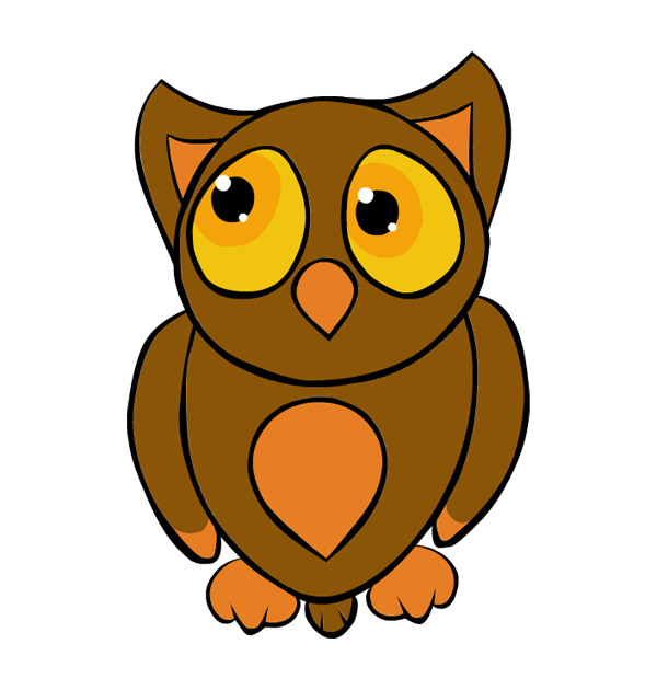 Owl clipart thanksgiving picture free library 28+ Collection of Owl Thinking Clipart | High quality, free cliparts ... picture free library