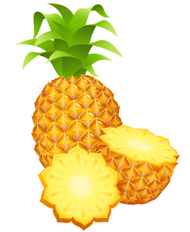 Clipart thanksgiving pineapple svg royalty free library 50+ Pineapple Clipart Images Free Download 【2018】 svg royalty free library