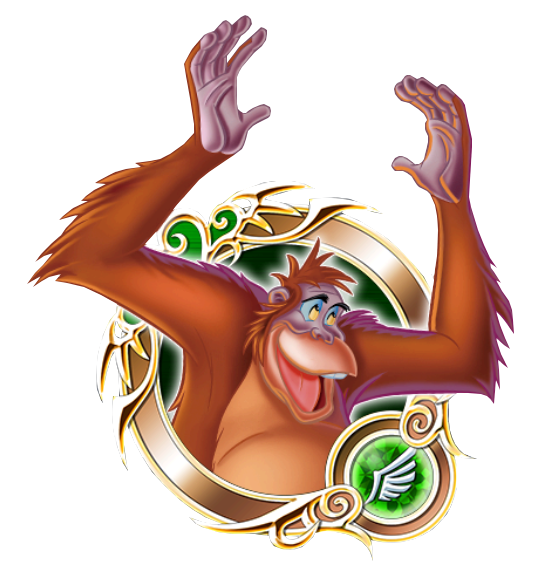 Clipart the jungle book image freeuse stock King Louie PNG Clipart | PNG Mart image freeuse stock