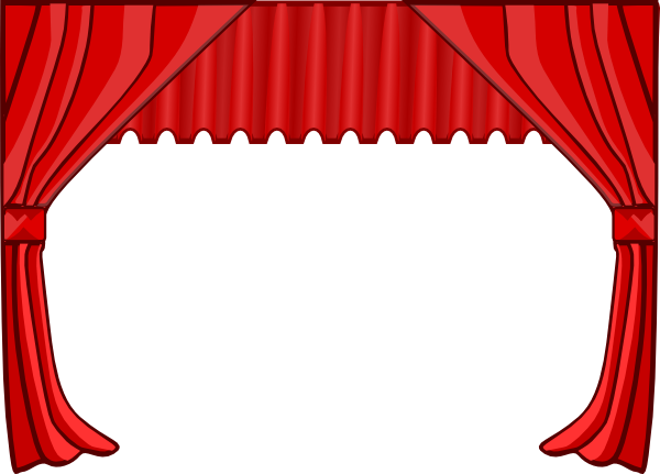 Clipart theatre logo banner royalty free download Theatre Borders Clipart - Clipart Kid banner royalty free download