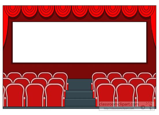 Clipart theatre logo vector transparent library movie theatre clipart clipart kid - Clipartspin vector transparent library