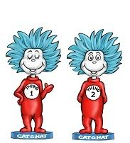 Clipart thing 1 and thing 2 clip royalty free download Dr. Seuss Thing 1 Clipart - Clipart Kid clip royalty free download