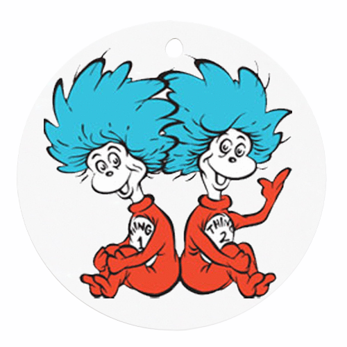 Clipart thing 1 and thing 2 picture library download Dr. Seuss Thing 1 And Thing 2 Clipart - Clipart Kid picture library download