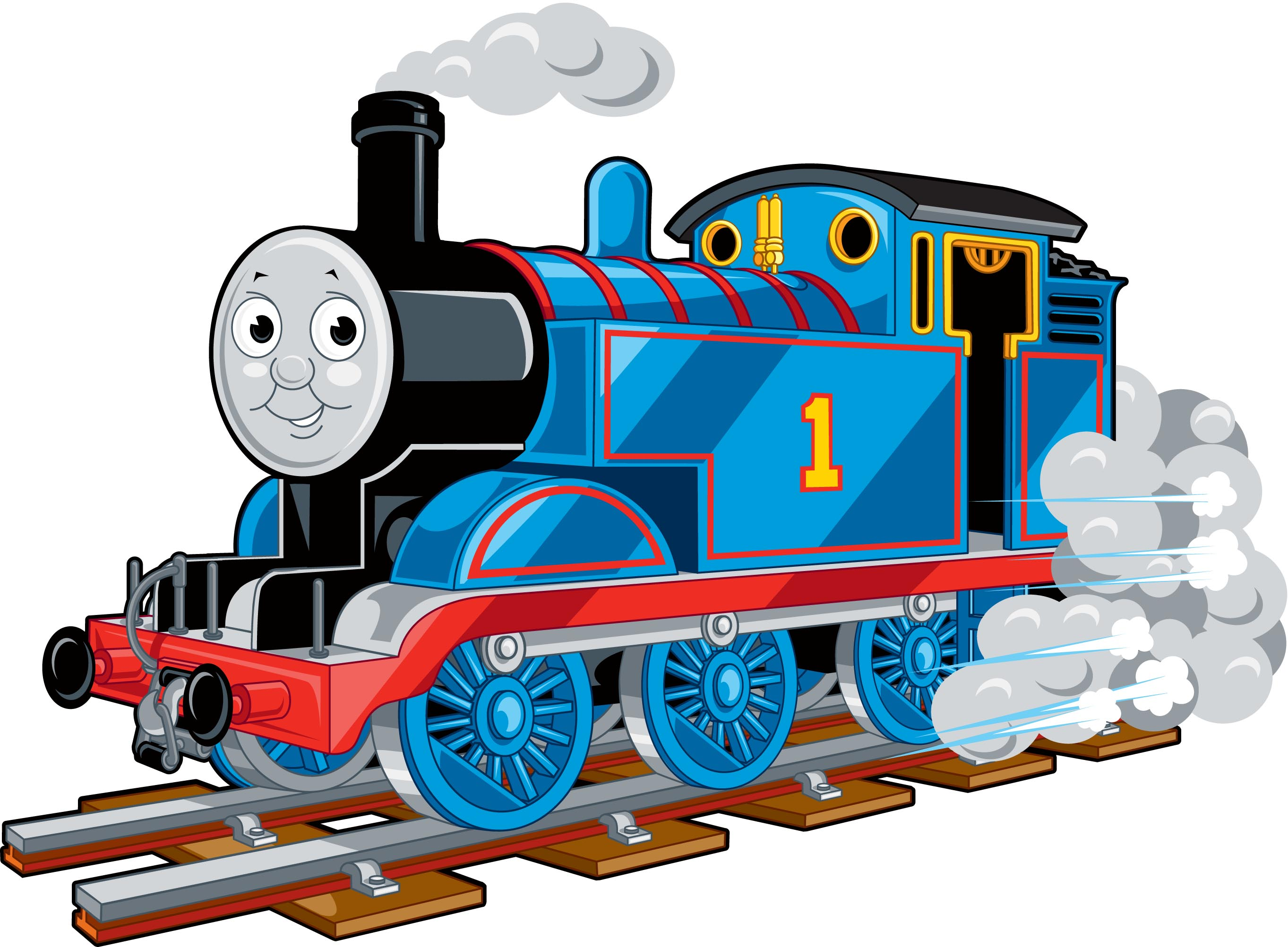 Thomas the train clipart images vector transparent library 18+ Thomas The Train Clipart | ClipartLook vector transparent library