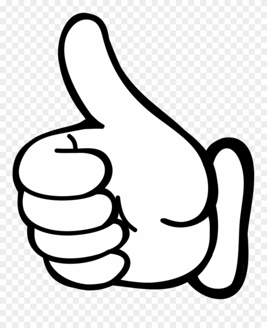 Thumb up clipart picture free library M - Thumbs Up Clip Art Png Transparent Png (#171971) - PinClipart picture free library