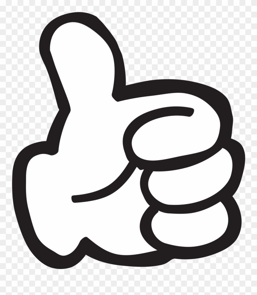 up Free thumbs clip art
