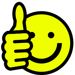 Clipart thumbs up and down image library stock Smiley Face Clip Art Thumbs Up | Clipart Panda - Free Clipart Images image library stock