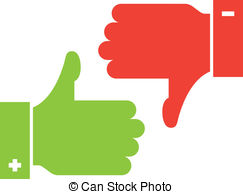 Clipart thumbs up and down transparent Clipart of thumbs up and thumbs down - ClipartFest transparent