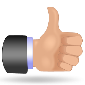 Clipart thumbs up png royalty free download Thumbs up clipart png - ClipartFest royalty free download