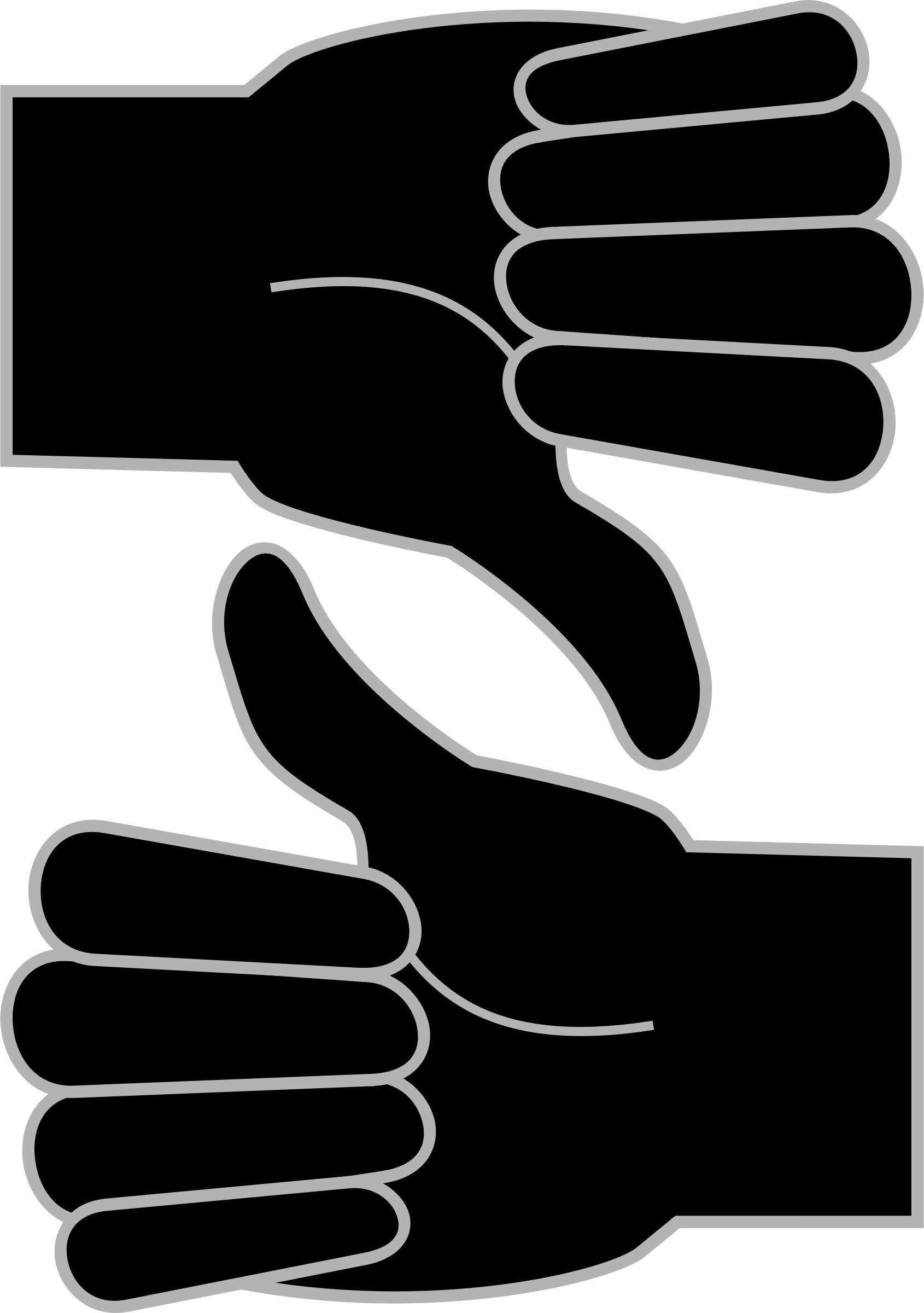 Clipart thumbs up png clipart library stock Clipart - Thumbs Up - Thumbs Down clipart library stock