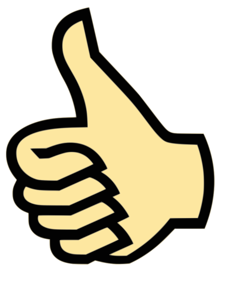 Clipart thumbs up png clip freeuse Thumbs up clipart png - ClipartFest clip freeuse