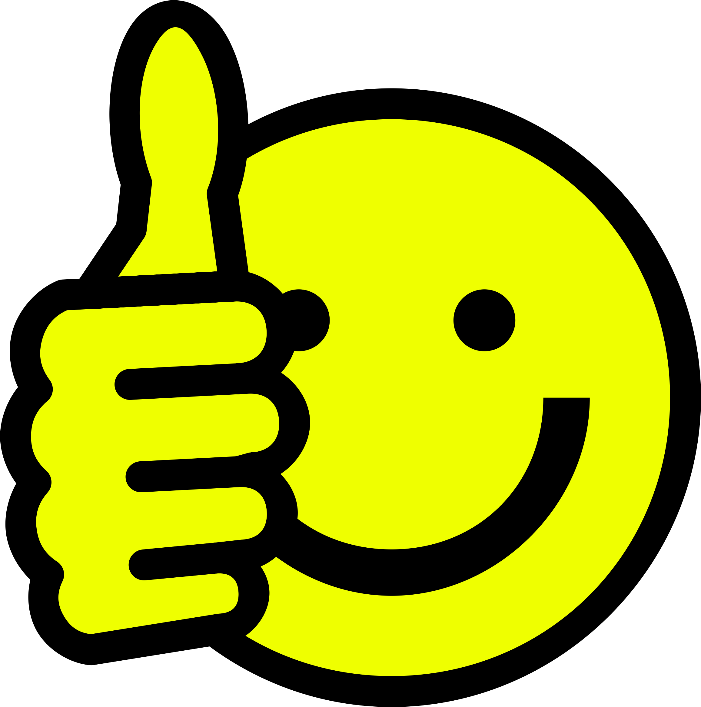 Clipart thumbs up smiley face clipart freeuse Clipart - Thumbs up smiley clipart freeuse