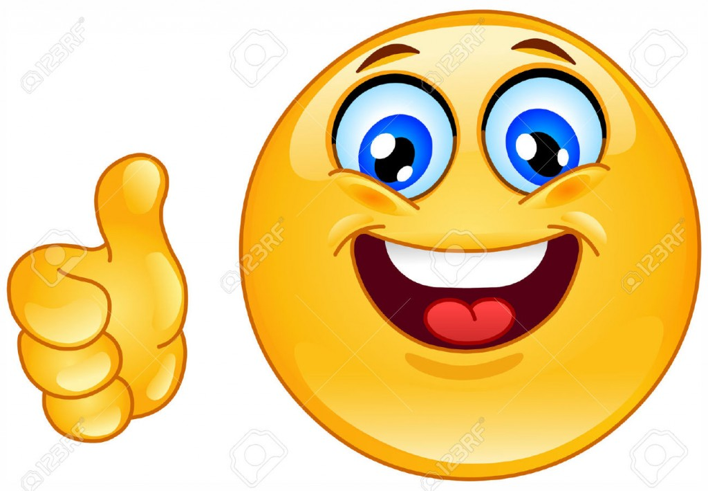 Clipart thumbs up smiley face image freeuse Best Smiley Face Thumbs Up #1722 - Clipartion.com image freeuse