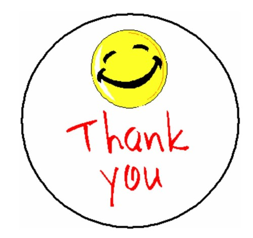 Clipart thumbs up smiley face jpg transparent stock Thank You Smiley Face Clipart - Clipart Kid jpg transparent stock