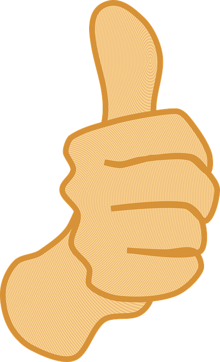 Clipart thumbs up with money banner Free Image on Pixabay - Thumbs Up, Thumb, Yes, Success | Success ... banner