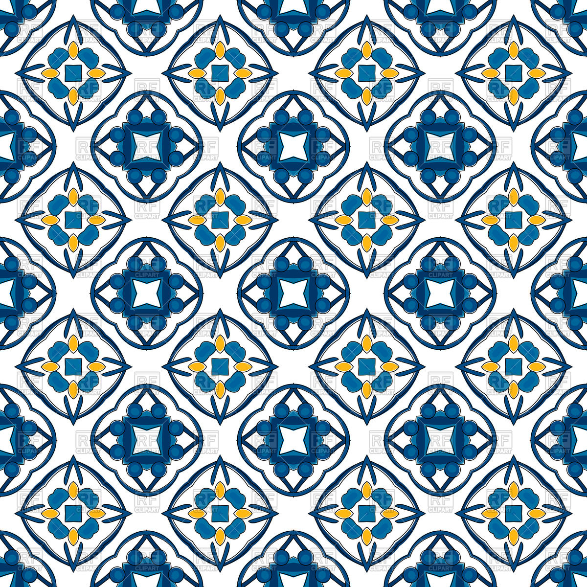 Clipartfest geometric tiles pattern. Clipart tile patterns