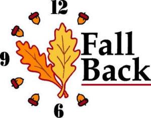Clipart time change fall back stock Fall Back Sunday November 6 « Immanuel Presbyterian Church stock