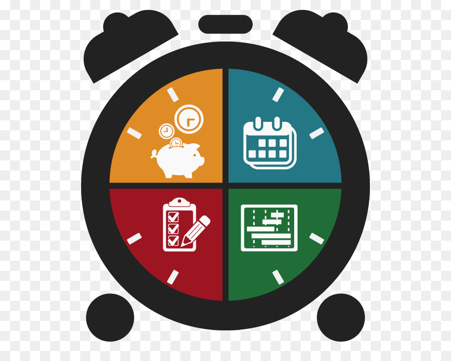 Clipart time management graphic transparent library Circle Time png download - 704*702 - Free Transparent Time ... graphic transparent library